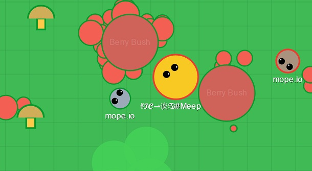 Play Mope.io unblocked on mope-io.com