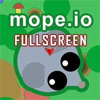 Mope.io Fullscreen